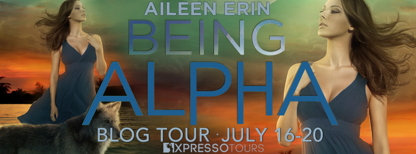 BEING ALPHA Blog Tour