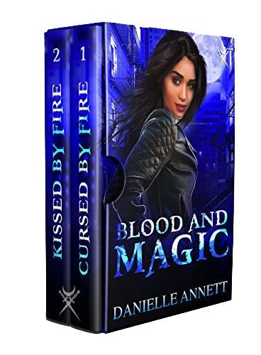 BLOOD AND MAGIC (Blood and Magic Duology #1) by Danielle Annett