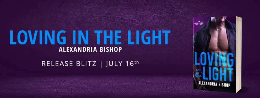 LOVING IN THE LIGHT Release Day
