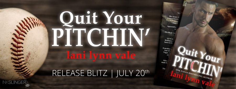 QUIT YOUR PITCHIN' Release Day