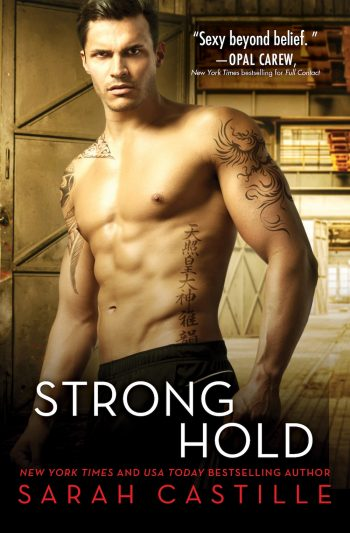 STRONG HOLD (Redemption #5) by Sarah Castille
