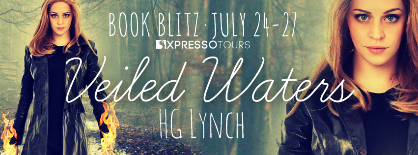 VEILED WATERS Book Blitz