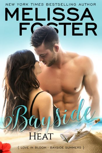 BAYSIDE HEAT (Bayside Summers #3) by Melissa Foster