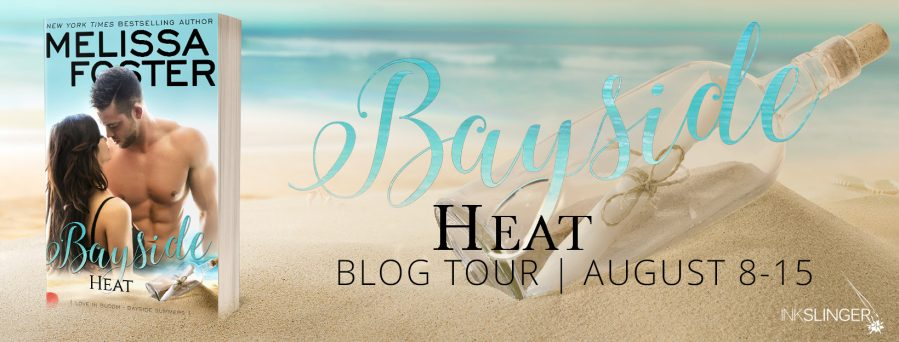 BAYSIDE HEAT Blog Tour