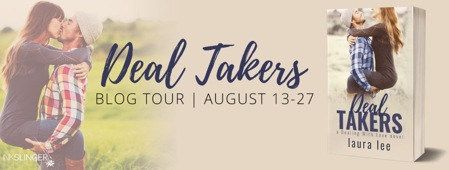 DEAL TAKERS Blog Tour