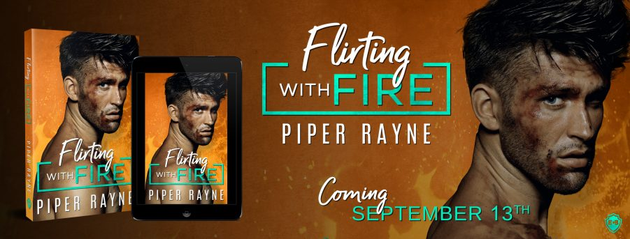 FLIRTING WITH FIRE Cover Reveal
