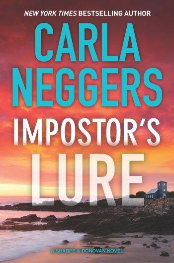 IMPOSTOR'S LURE (Sharpe & Donovan #8) by Carla Neggers