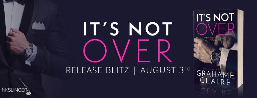 IT'S NOT OVER Release Day