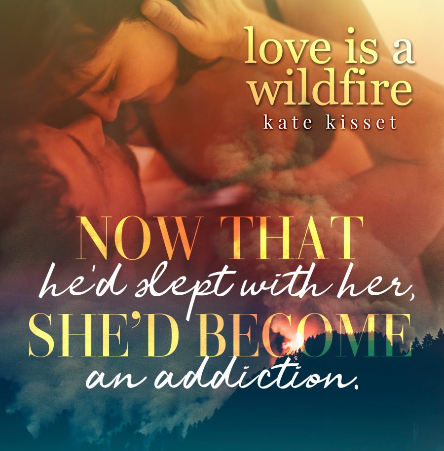 LOVE IS A WILDFIRE Teaser 1