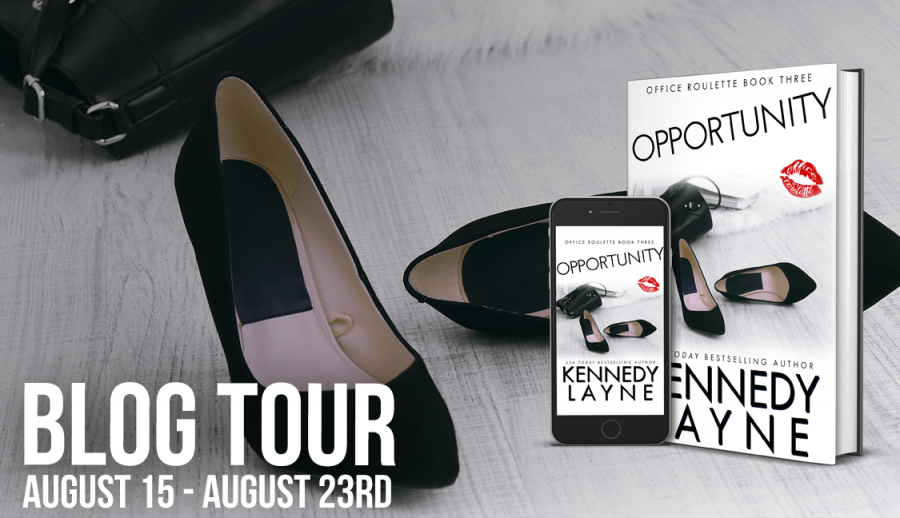 OPPORTUNITY Blog Tour