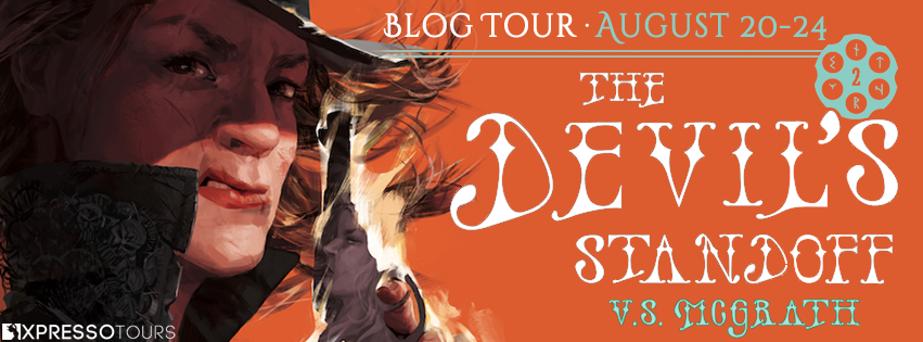 THE DEVIL'S STANDOFF Blog Tour