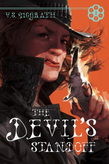 THE DEVIL'S STANDOFF (The Devil's Revolver #2) by V.S. McGrath