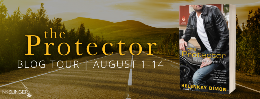 THE PROTECTOR Blog Tour