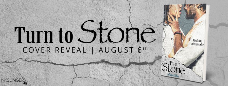 TURN TO STONE Cover Reveal