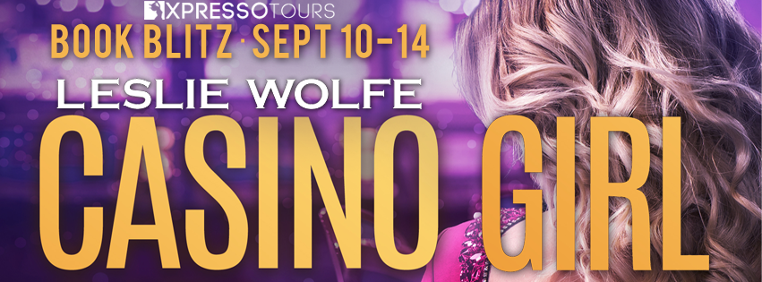 CASINO GIRL Book Blitz