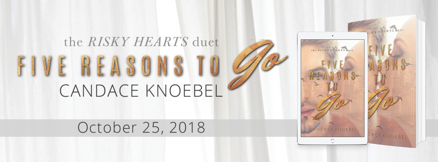 FIVE REASONS TO GO Teaser Reveal