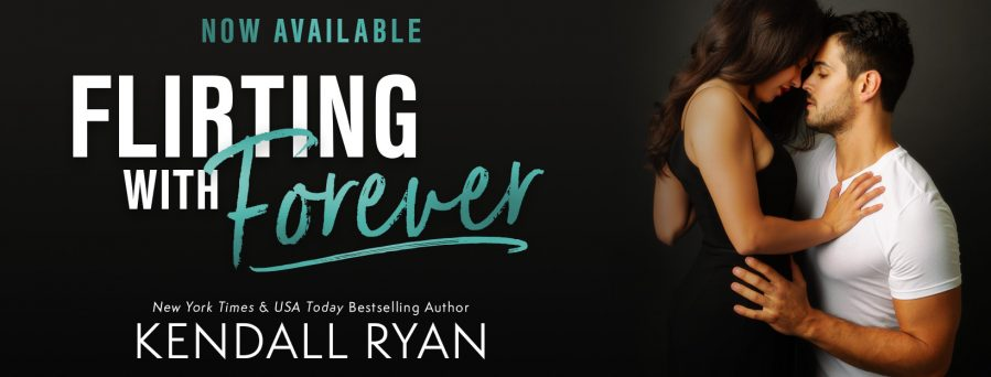 FLIRTING WITH FOREVER Release Day