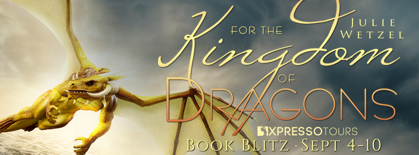 FOR THE KINGDOM OF DRAGONS Book Blitz