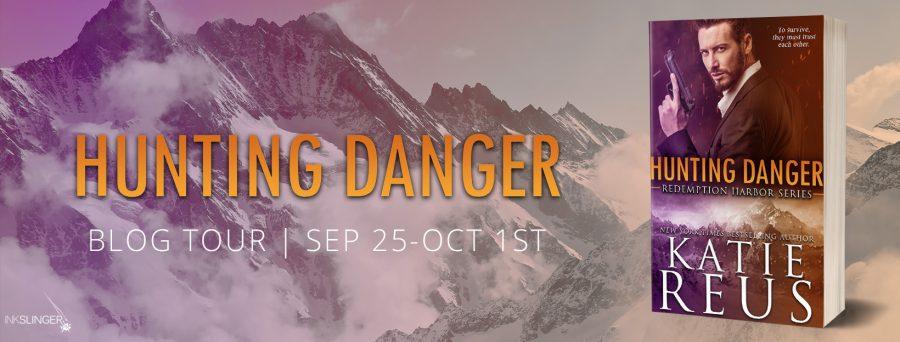 HUNTING DANGER Blog Tour