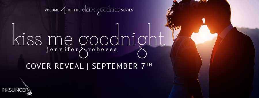 KISS ME GOODNIGHT Cover Reveal