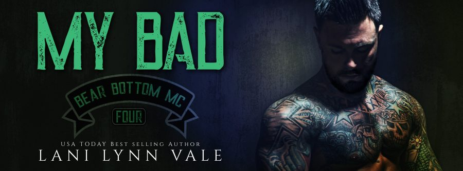 MY BAD Cover Reveal