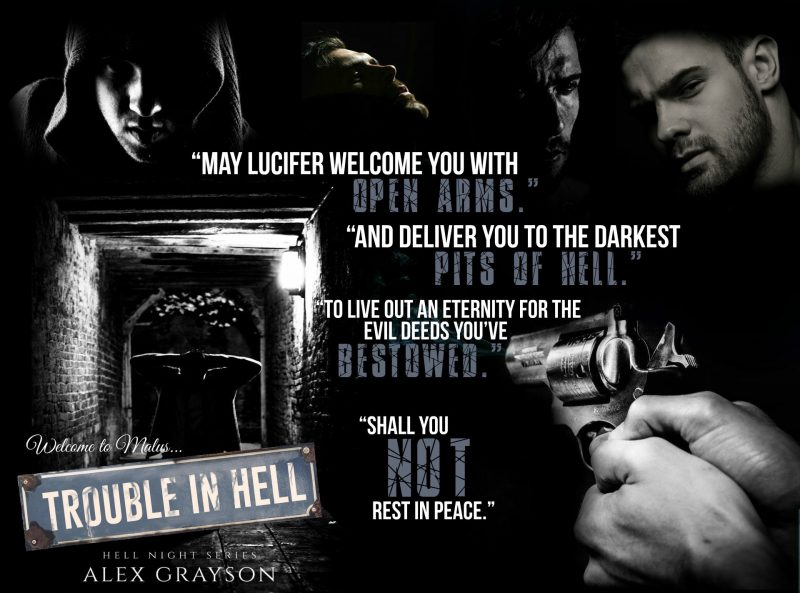 TROUBLE IN HELL Teaser