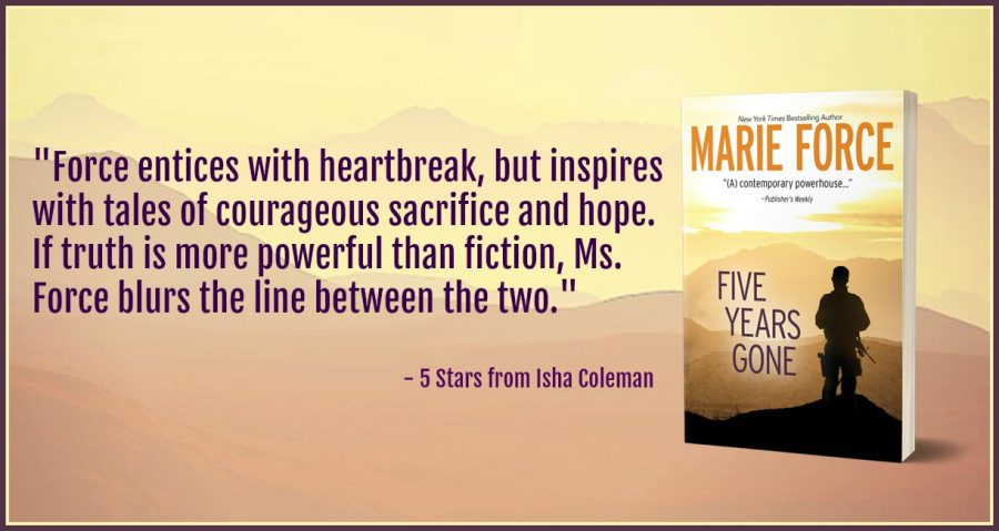 FIVE YEARS GONE Teaser