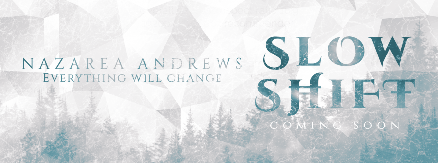 SLOW SHIFT Cover Reveal