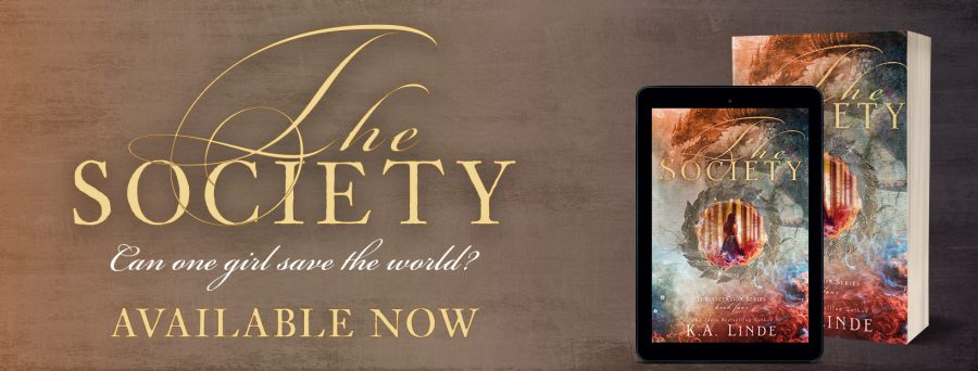 THE SOCIETY Release Day