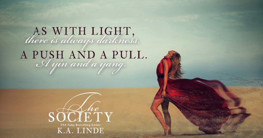 THE SOCIETY Now Available