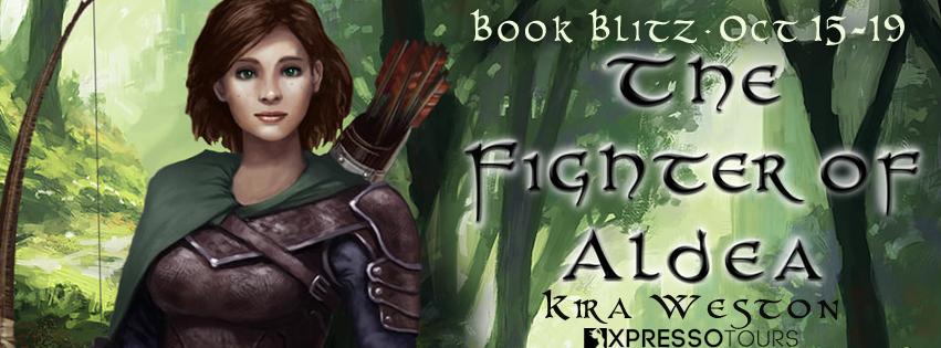 THE FIGHTER OF ALDEA Book Blitz