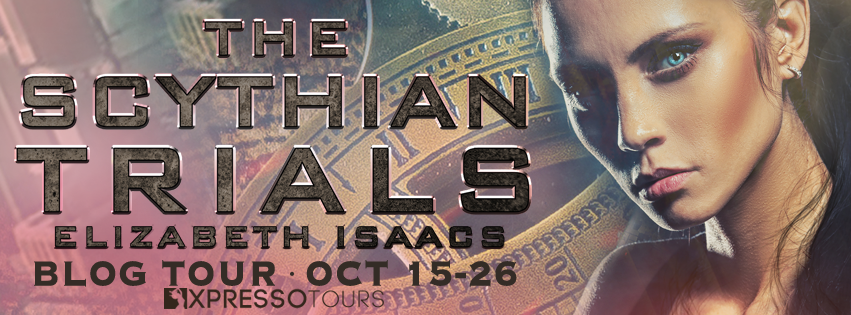 THE SCYTHIAN TRIALS Blog Tour