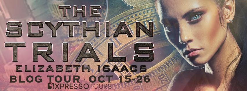 THE SCYTHIAN TRIALS Blog Tour