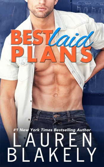 BEST LAID PLANS by Lauren Blakely