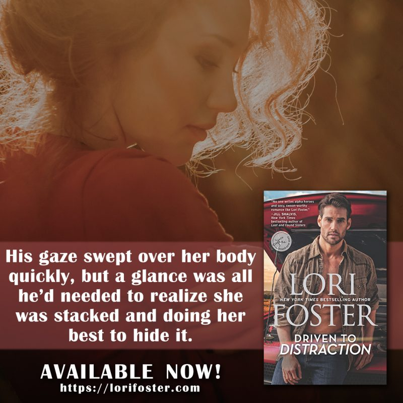 DRIVEN TO DISTRACTION Teaser