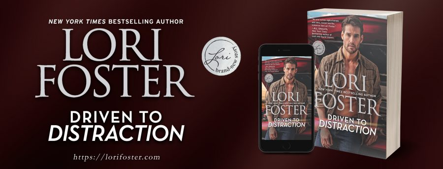 DRIVEN TO DISTRACTION Blog Tour