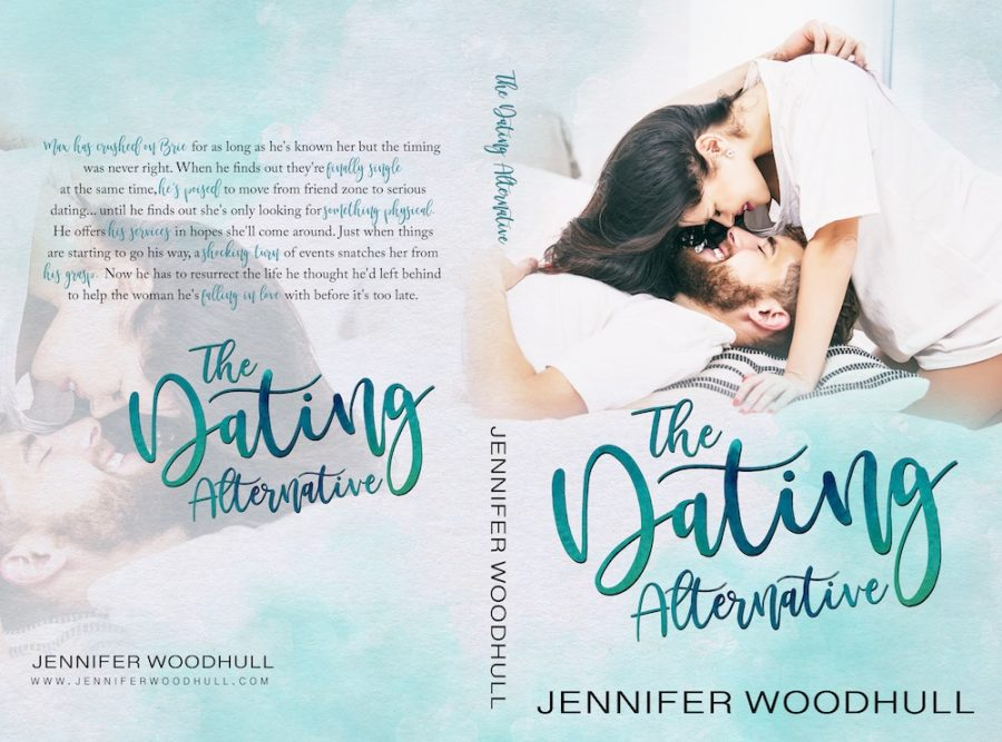 THE DATING ALTERNATIVE by Jennifer Woodhull (Full Cover)