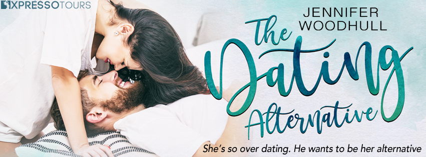 THE DATING ALTERNATIVE Cover Reveal