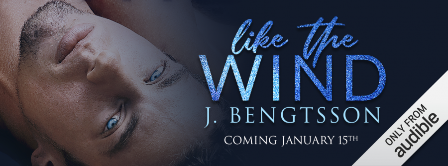 LIKE THE WIND Cover Reveal