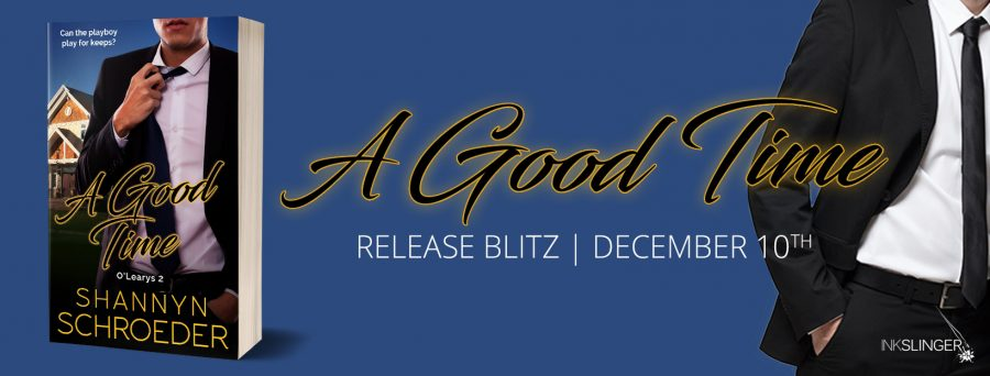 A GOOD TIME Release Day