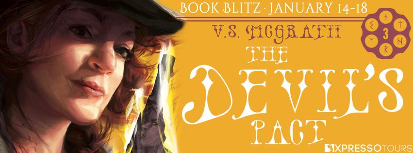 THE DEVIL'S PACT Book Blitz
