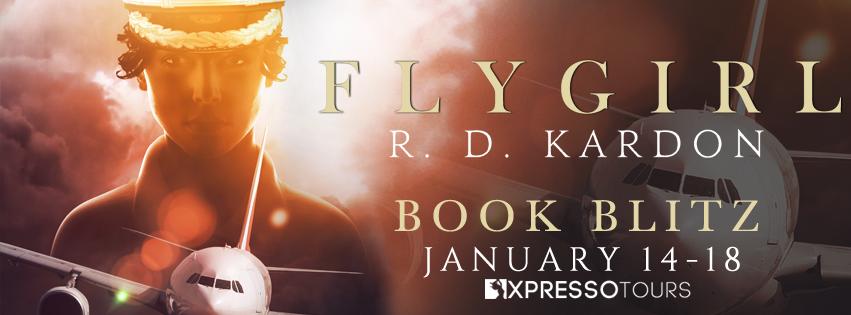 FLYGIRL Book Blitz