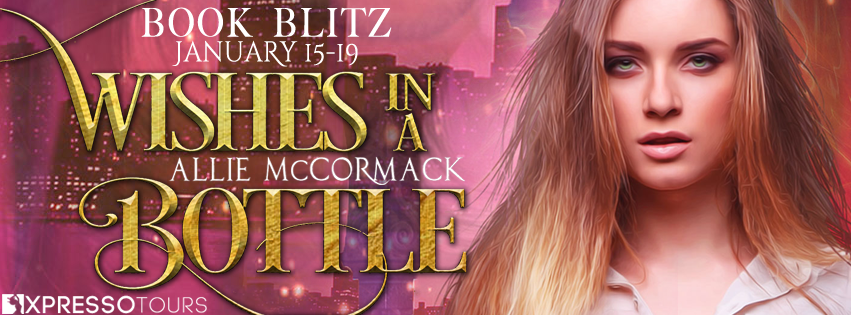 WISHES IN A BOTTLE Book Blitz