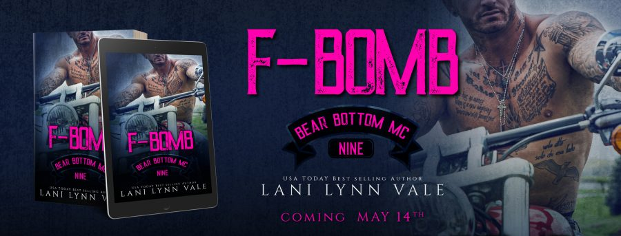 F-BOMB Cover Reveal