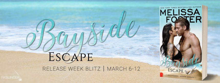 BAYSIDE ESCAPE Release Blitz