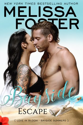 BAYSIDE ESCAPE (Bayside Summers #4) by Melissa Foster