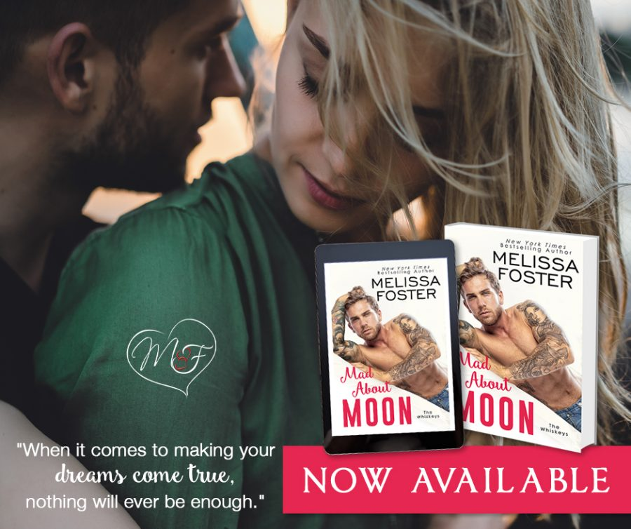 MAD ABOUT MOON Teaser