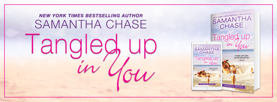 TANGLED UP IN YOU Release Day