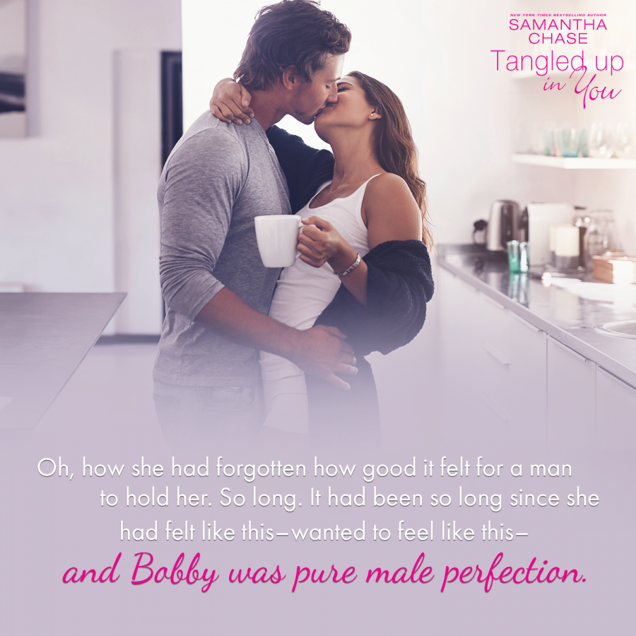 TANGLED UP IN YOU Excerpt