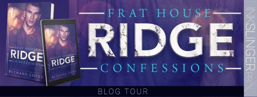 RIDGE Blog Tour